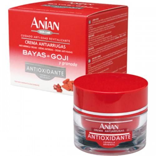 Anti-Wrinkle Cream - Goji and Pomegranate