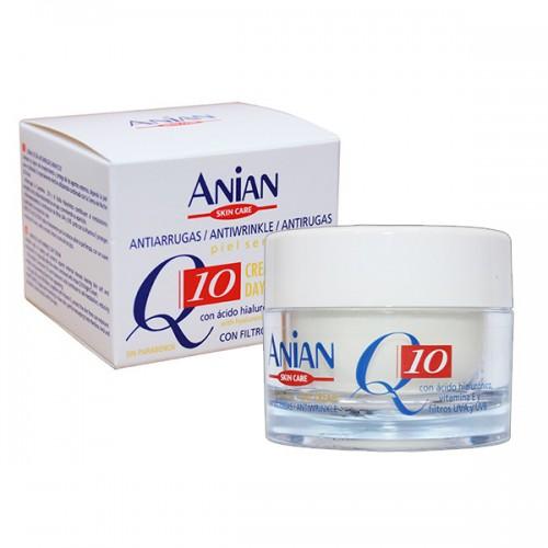 Crema Antirid de Zi Anian Q10