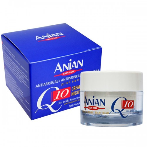 Anian Q10 anti-wrinkle night cream