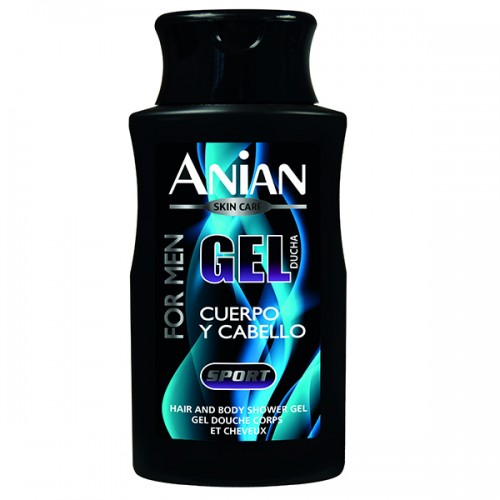 Hair and Body Shower Gel