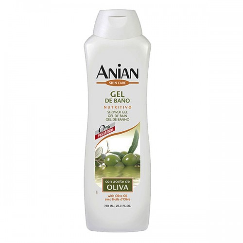 Anian Shower Gel with Olive Oil