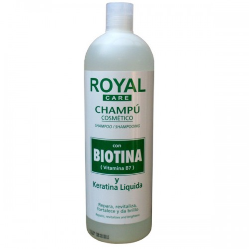 Royal Shampoo with Biotin