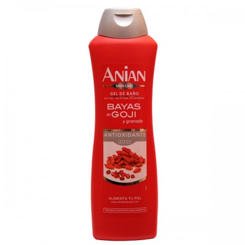 Shower Gel - Goji and Pomegranate