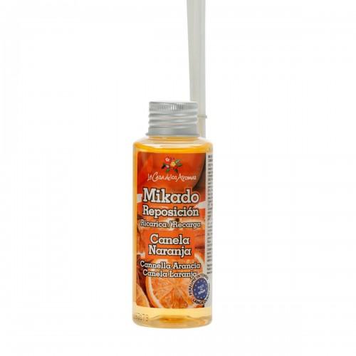 Cinnamon-Orange Reed Diffuser Mikado 100 ml