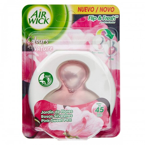 Air Wick Flip & Fresh Flori de Gradina 7 ml