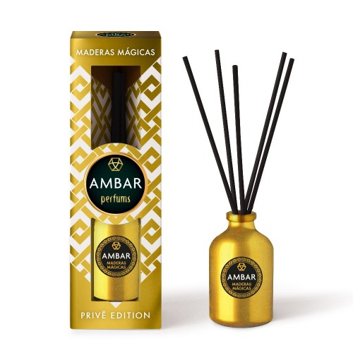 Odorizant cu Betisoare Ambar Private Edition 45 ml