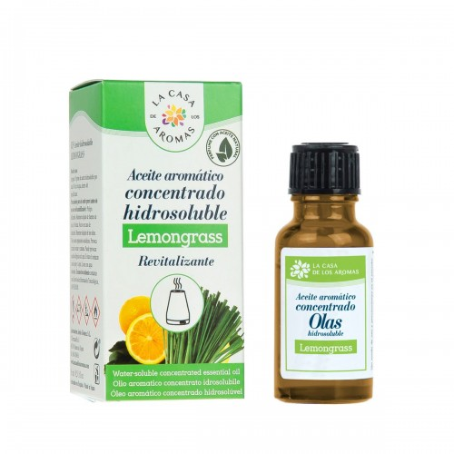 Lemongrass Water Soluble Oil LCLA 15 ml