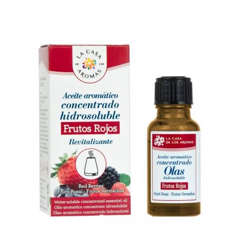 Ulei Esential Hidrosolubil Fructe Rosii LCLA 15 ml