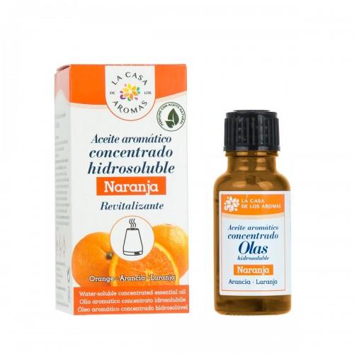 Orange Water Soluble Oil LCLA 15ml