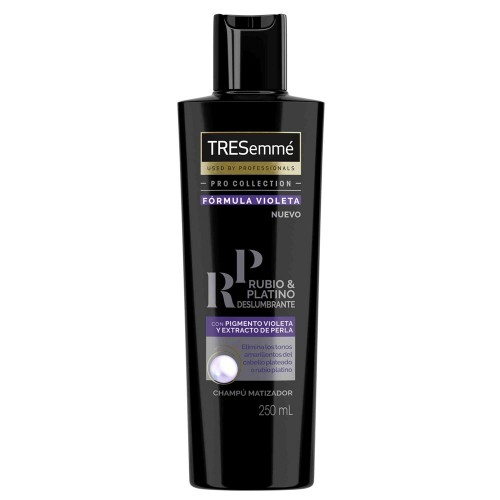 Violet Blonde Shine Shampoo Tresemme 250 ml