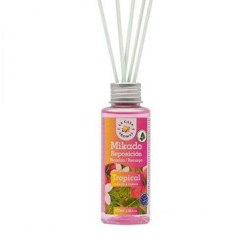 LCLA Reed Diffuser Tropical Mango and Papaya 100 ml