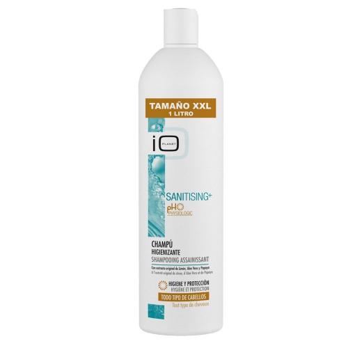 IO Planet Sanitising+ Sampon Igienizant cu extract original de Lamaie, Aloe Vera si Papaya 1000 ml