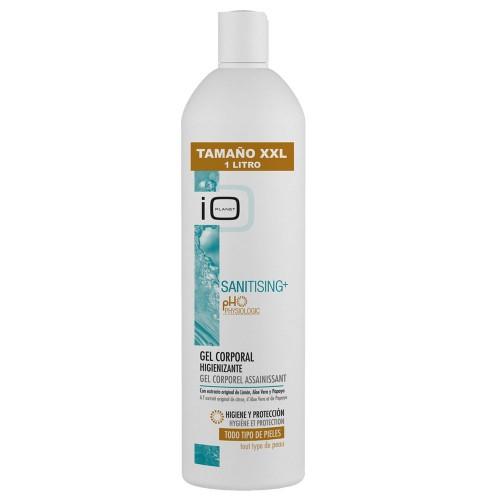 IO Planet Sanitising+ Gel dus Igienizant cu extract original de Lamaie, Aloe Vera si Papaya 1000 ml