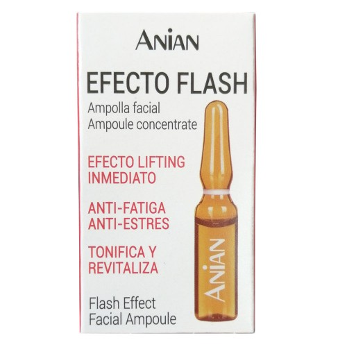 Anian Flash effect facial ampoule 1x2ml