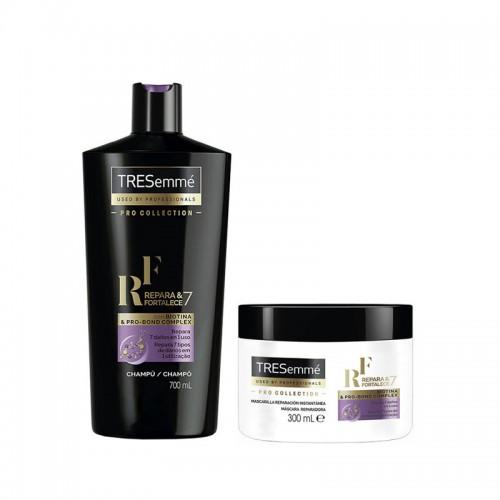 Repair & Protect 7 Tresemme Pack Shampoo 700 ml Mask 300 ml