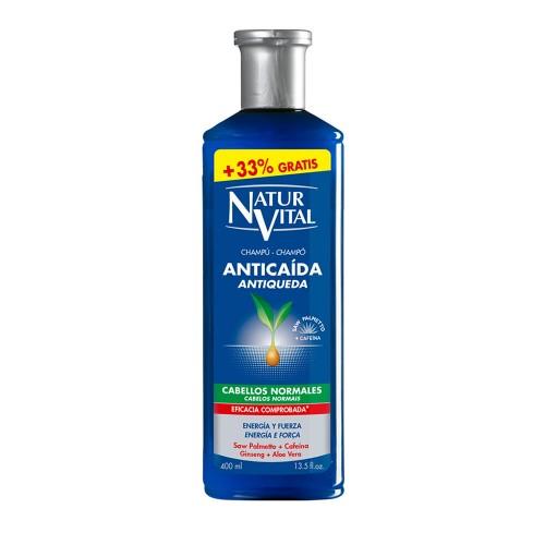 Natur Vital Sampon Anticadere Par Normal 400 ml