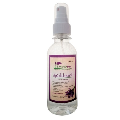 "Lavender Water ""Lavanda Mov"" 200 ml"