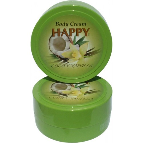 Crema Corp Happy Cocos si Vanilie